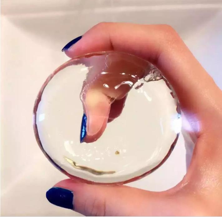 新品清洁保湿卸妆三合一水晶透明氨基酸皂手工皂OEM/ODM厂家贴牌