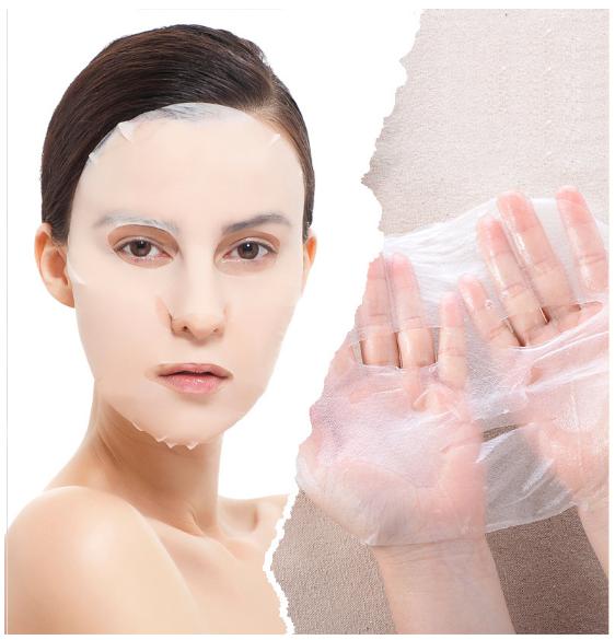 净白舒缓蚕丝面膜加工美白补水面膜化妆品OEM代加工贴牌工厂