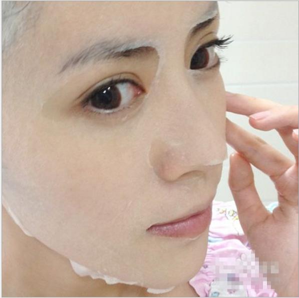 天斯秀尔固龄赋活养护蚕丝面膜OEM加工 补水保湿滋润美白化妆品
